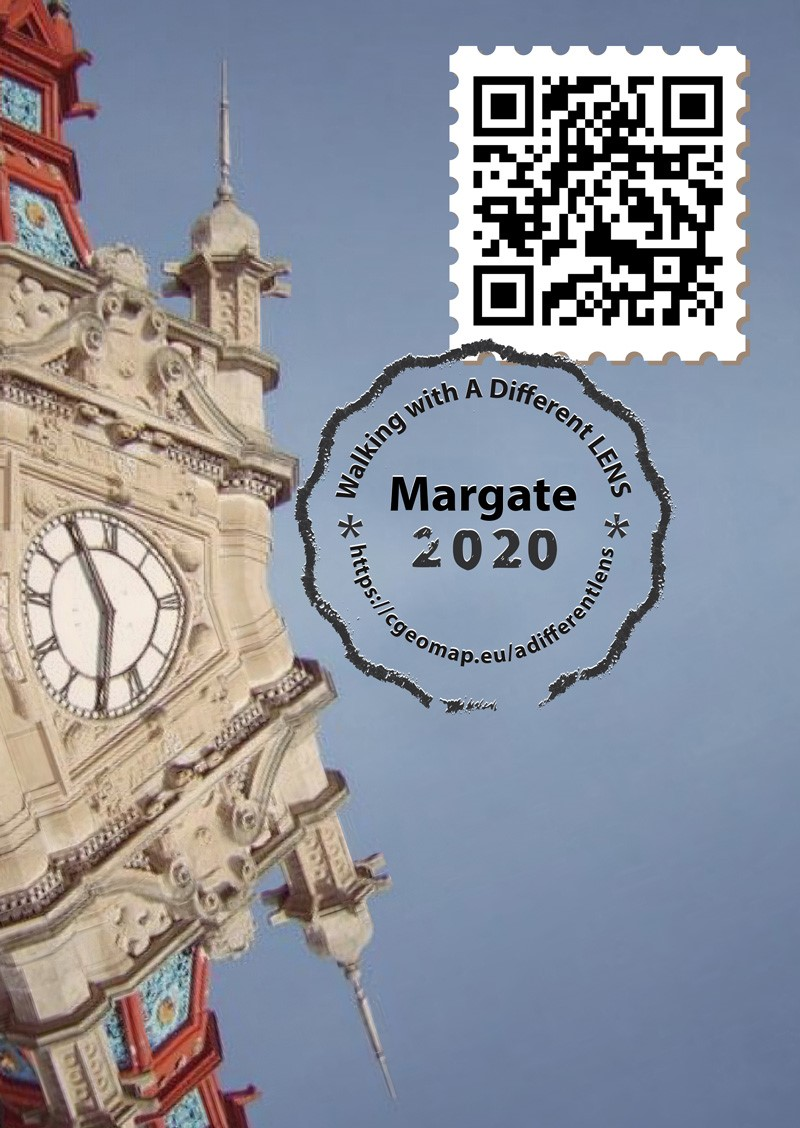 Something different – the Interactive Map of Margate launches tomorrow!